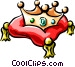 crown Vector Clip Art graphic
