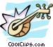 mandolin Vector Clip Art image