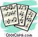 Sheet music Vector Clipart graphic