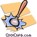 plunger Vector Clip Art image