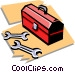 toolbox Vector Clipart picture