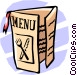 menu Vector Clipart picture