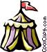 tent Vector Clip Art picture