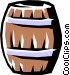 barrel Vector Clipart picture
