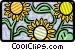 flowers Vector Clip Art picture