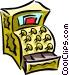cash register Vector Clipart picture