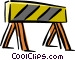 danger sign Vector Clipart picture