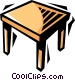 table Vector Clipart image