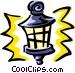 streetlamp Vector Clip Art image