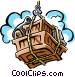 cargo Vector Clip Art graphic