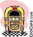 jukebox Vector Clipart picture