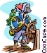 pirate Vector Clipart picture