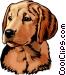 dog Vector Clip Art image
