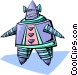 robot] Vector Clipart picture