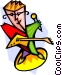 music and Vector Clipart graphic