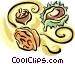 acorns Vector Clipart image
