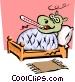 get well soon Vector Clip Art graphic
