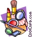 makeup Vector Clip Art image