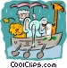 Noah's Ark Vector Clip Art picture