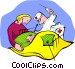 medicine Vector Clipart illustration