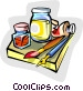 office equipment Vector Clipart graphic