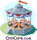 Band stand Vector Clipart picture