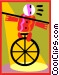 circus Vector Clipart image