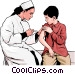 Health care general practitioner Vector Clip Art picture