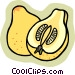 pear Vector Clipart graphic