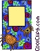 text backdrop Vector Clipart image