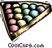 Pool balls Vector Clipart picture