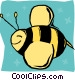 bumble bee Vector Clipart image