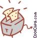 toaster Vector Clipart illustration
