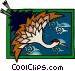 heron Vector Clip Art image