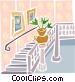 house interior Vector Clipart picture