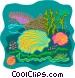 sea life Vector Clipart image
