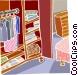 bedroom Vector Clip Art picture