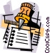 business / general Vector Clip Art graphic
