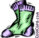socks Vector Clip Art picture