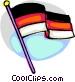 flag Vector Clip Art image