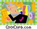 business checklist Vector Clip Art graphic