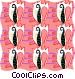 Cool wallpaper pattern Vector Clip Art graphic