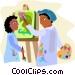 art class Vector Clip Art image