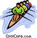 rowers Vector Clip Art picture