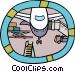 industry Vector Clip Art graphic
