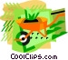 Gardening Vector Clip Art graphic