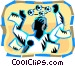 Entertainer Vector Clip Art picture