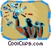 Promising good things Vector Clip Art image