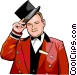 Doorman Vector Clip Art picture