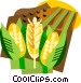 grain Vector Clipart illustration